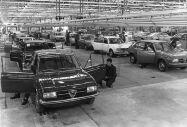 Alfasud factory