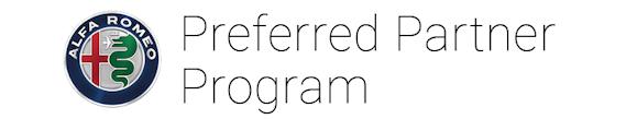 Alfa Romeo Preferred Partner Program